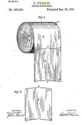 Patentzeichnung Rolle